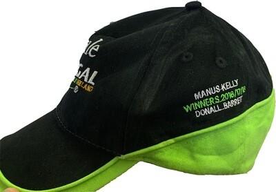Joule Donegal Rally Treble winners Cap Manus kelly & Donall Barrett