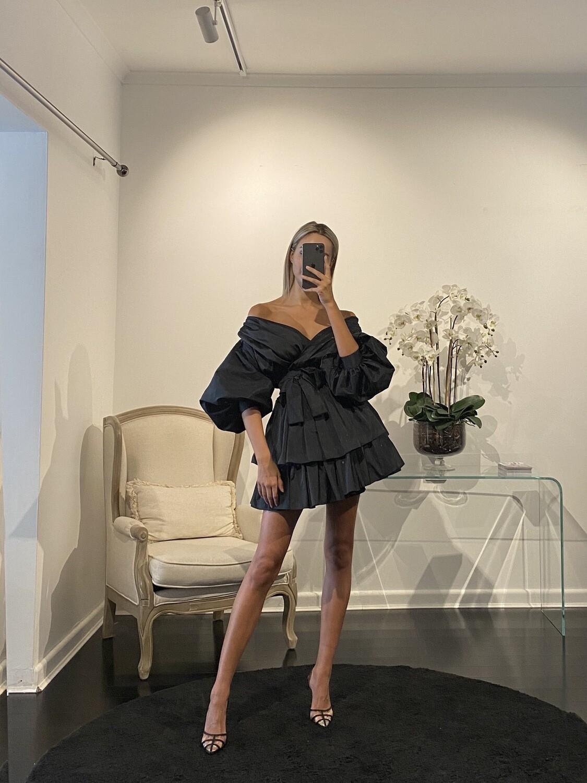 Chloe Dress Noire