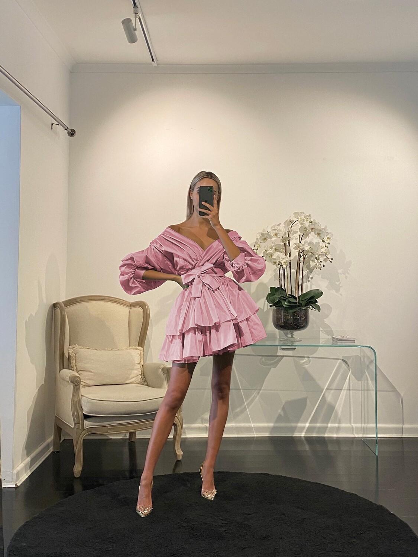Chloe Dress Rose