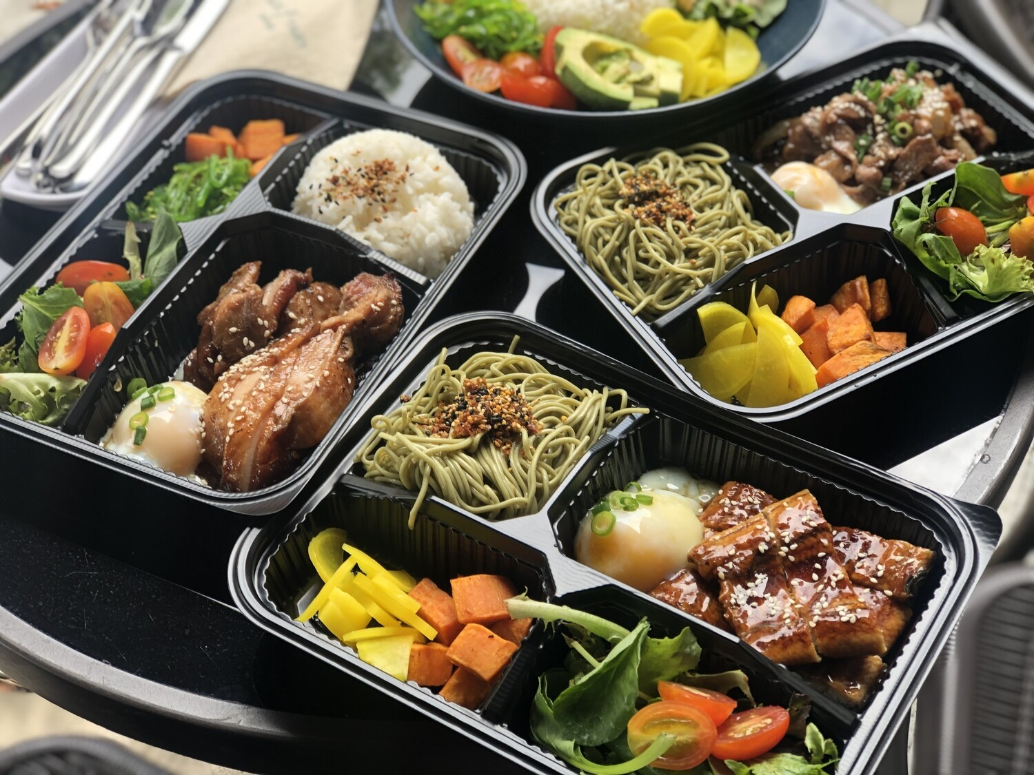 Bentos by Black Fairy Coffee