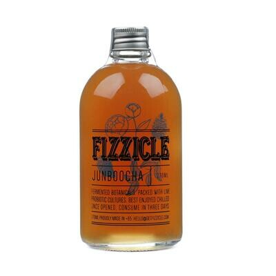 Number 1 Kombucha by Fizzicle