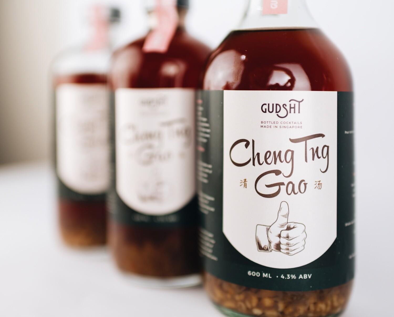 Cheng Tng Gao by The Refinery x Gudsht