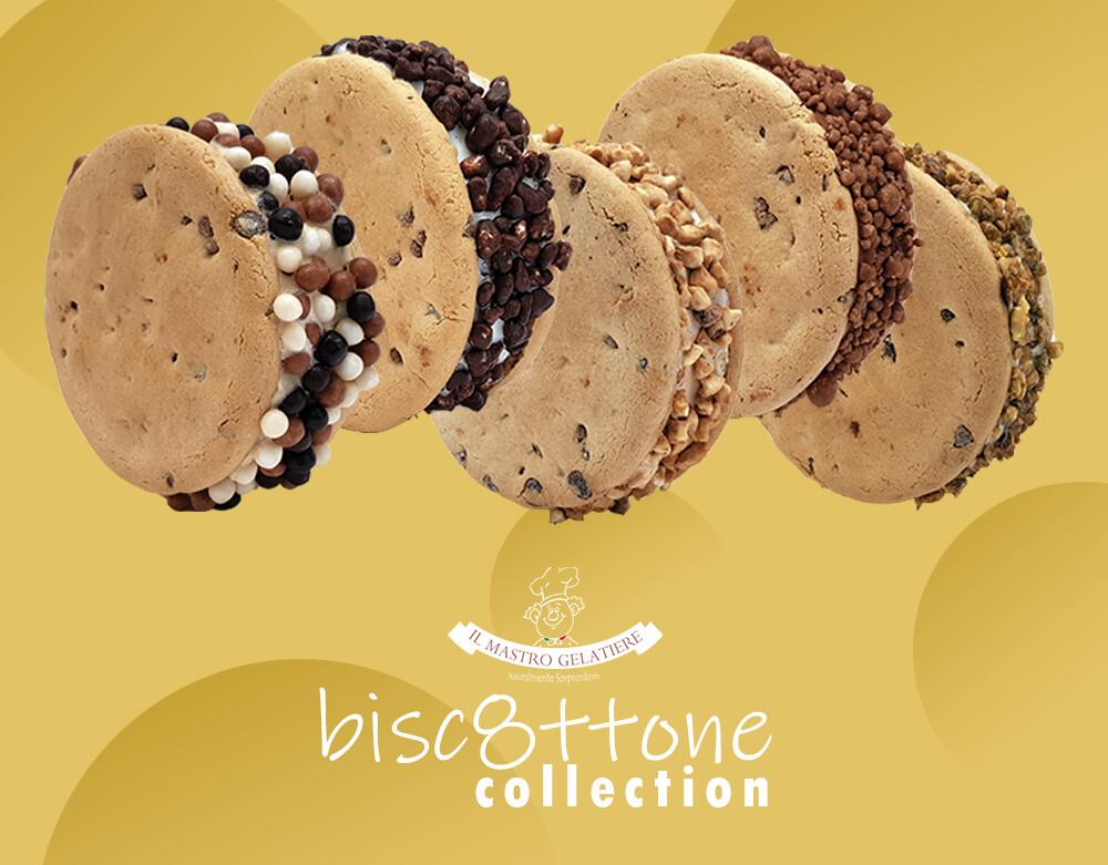 Collection Bisc8ttoni 6 pz