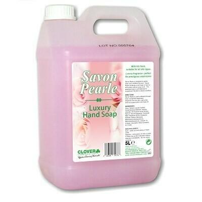 Savon Pearle zeep