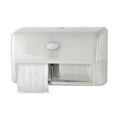 Toiletpapier dispenser duo