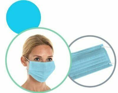 Disposable mondkapje (non-medical) doos a 50 stuks