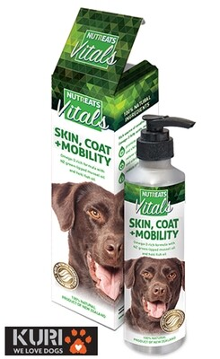 Skin and Coat Mobility Oil
