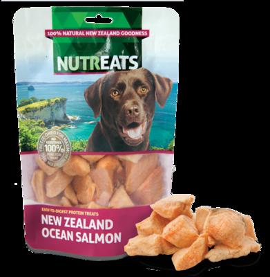 Nutreats Freeze Dried Ocean Salmon 50g