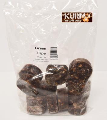 Green Tripe 1kg