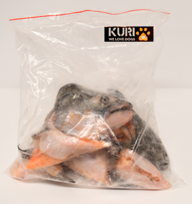 Salmon Heads 1.2kg
