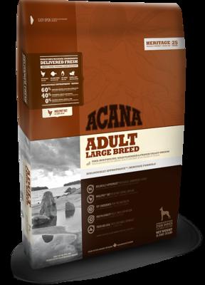 Acana Heritage - Adult Large Breed 11.4kg