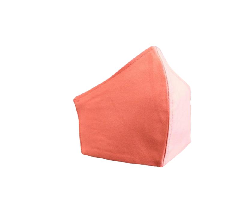 Female Cloth Mask - Center Fold Style