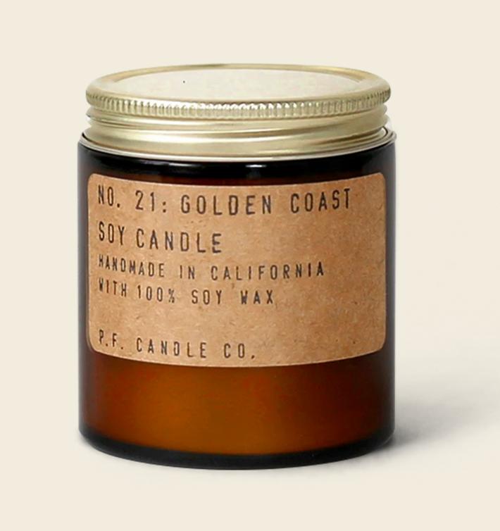Golden Coast 7.2 oz Soy Candle