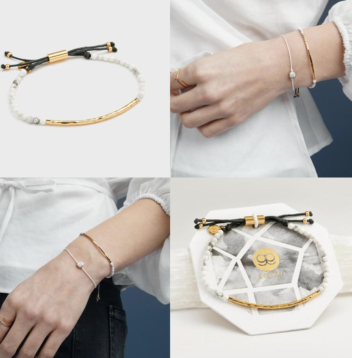 Power Gemstone Bracelet for Calming