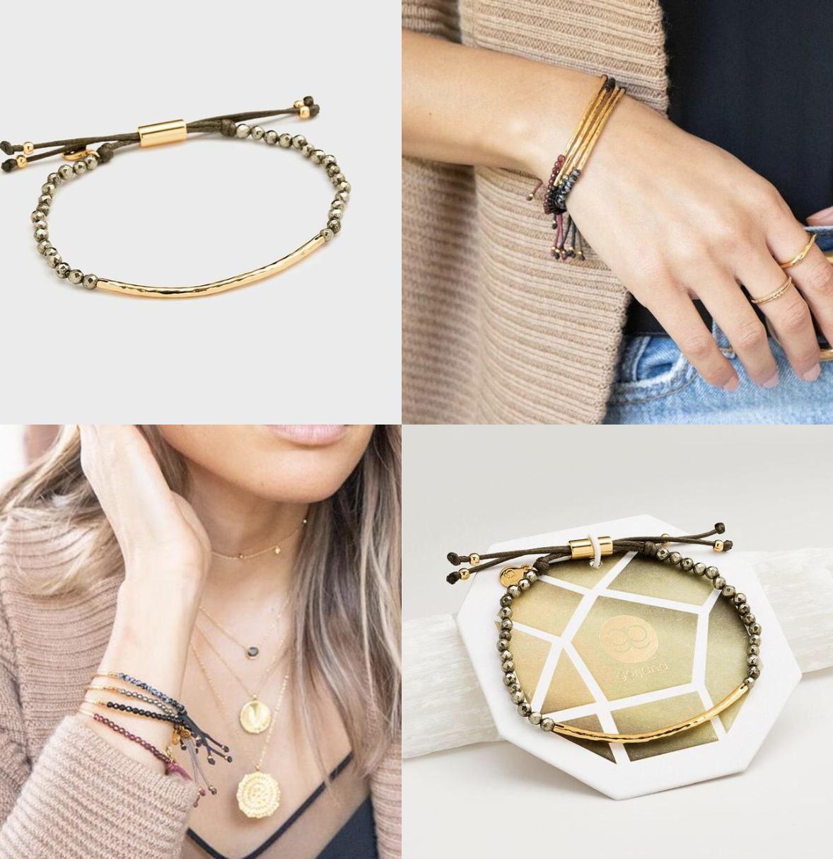 Power Gemstone Bracelet for Strength