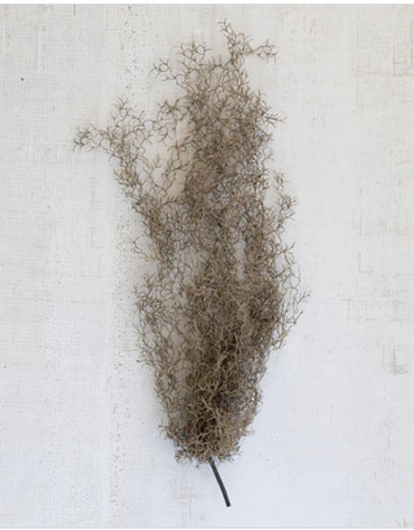 Artificial Gray Moss