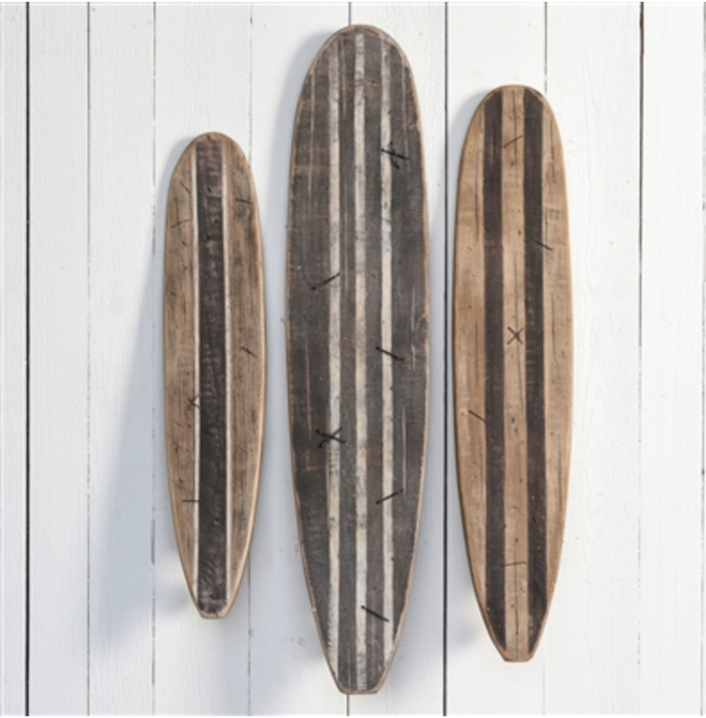 Recycled Wooden Surfboards