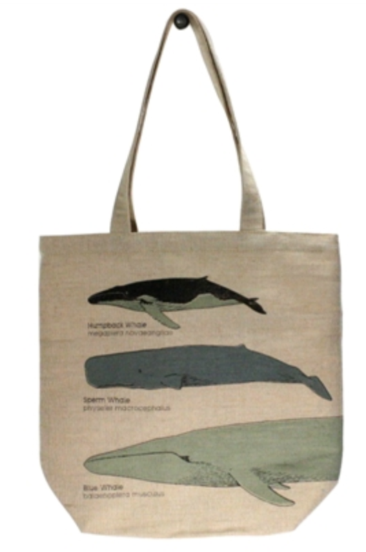 Juco- Tote- Whale Chart