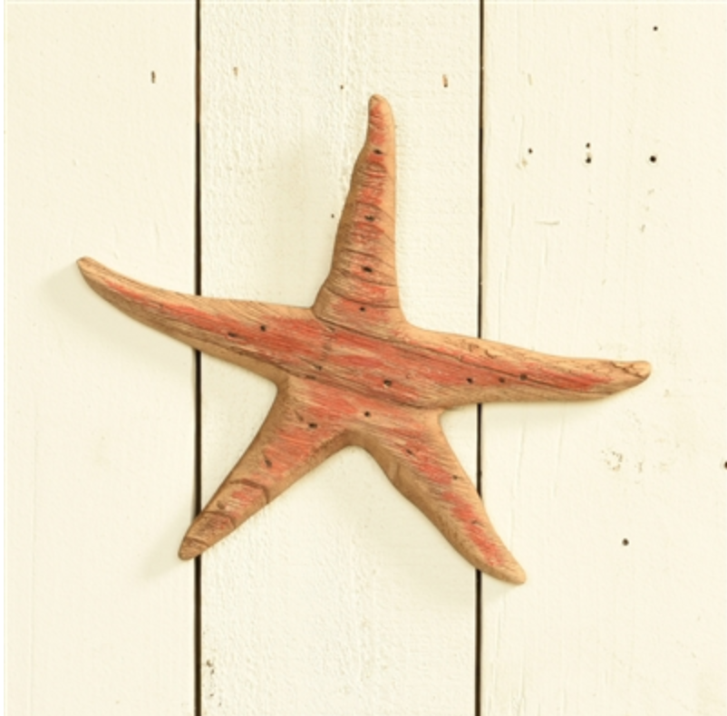 Recycled Starfish - Red