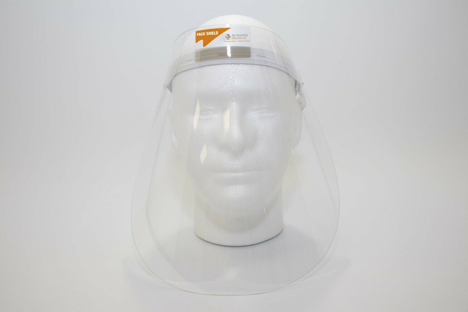 Reusable Face Shield with simple headband - Pack of 50