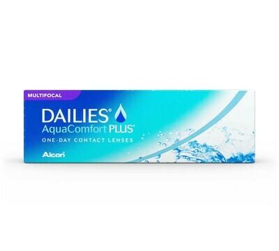 Dailies Aqua Comfort Plus Multifokale (30 copë)