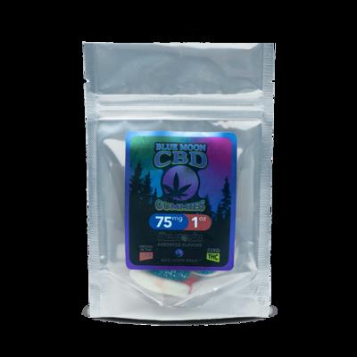 Blue Moon Hemp CBD Gummies w/ Melatonin