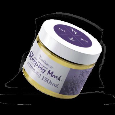 Enflower Sleeping Mask - Lavender Glow 150mg