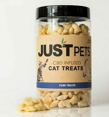 JustCBD Cat Treats - 100mg