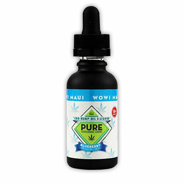 Pure CBD Vape Liquid 500mg