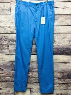 New Mens CLUB MONACO Modern Slim Fit Chino Pants 32/34 $79