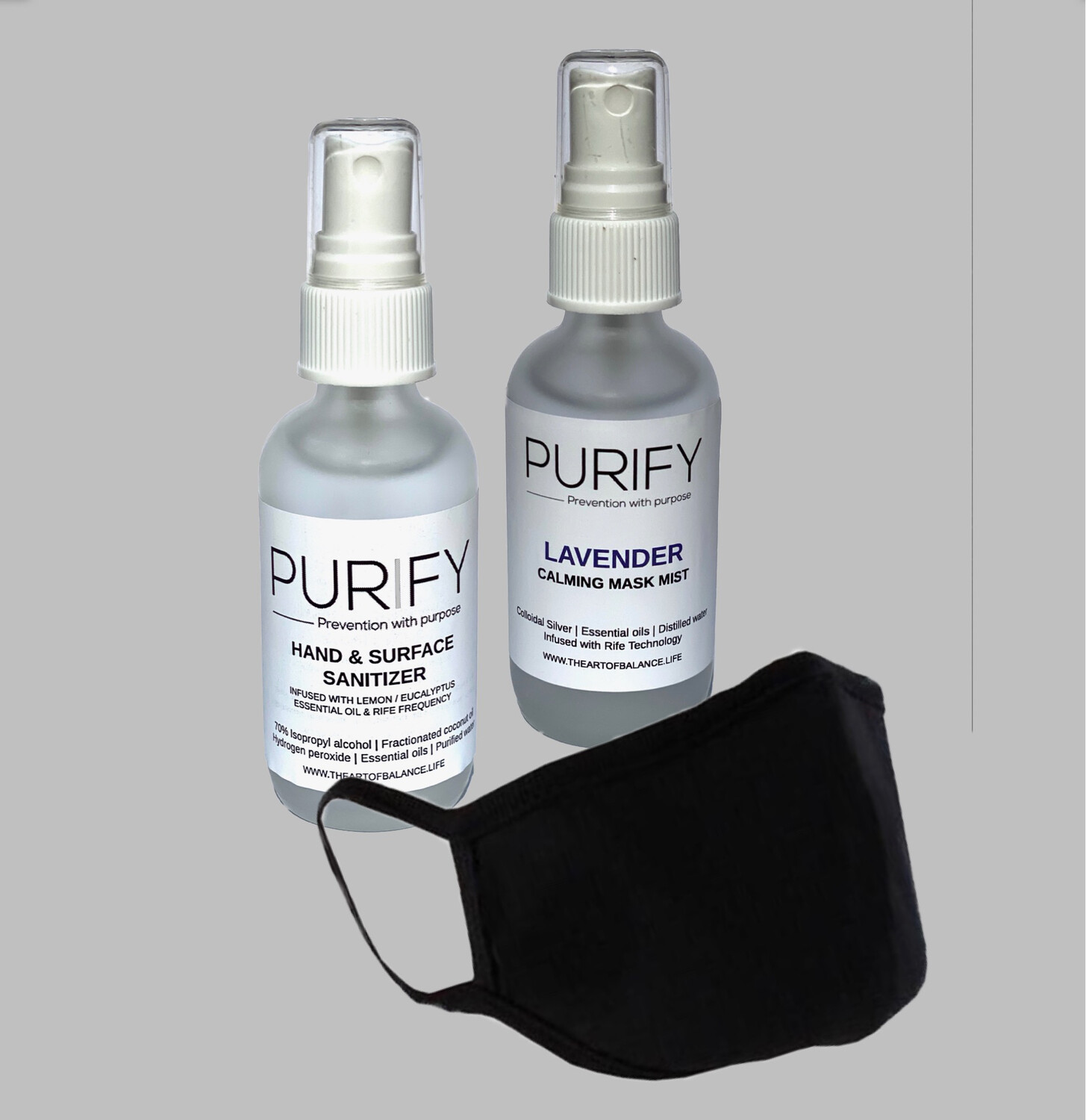 PURIFY PROTECTION PACK
