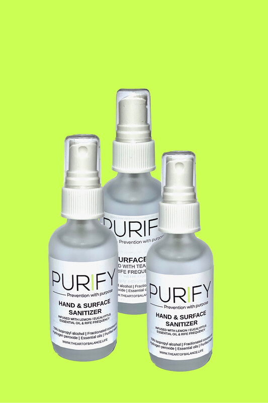 3 Pack HAND&SURFACE SPRAY