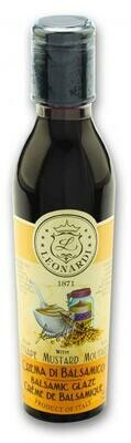 Mustard Balsamic Glaze 220ml