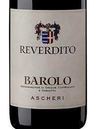 Barolo Reverdito 75cl