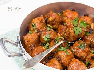 Polpette Carne - Beef Meatballs 300g c.