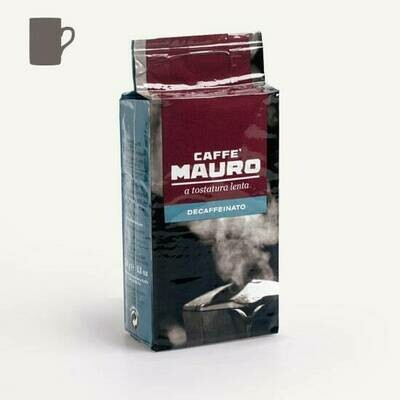 Caffè Mauro Decaf Coffee in flex bag 250g