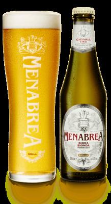 Menabrea Beer 33cl