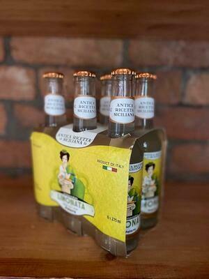 Six-Pack Limonata Soda 33cl