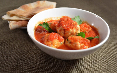 Chicken Meatballs & Nduja 300g c.