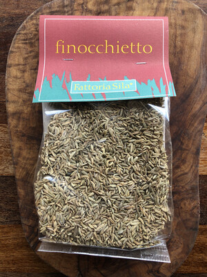 Dry Fennel Seeds 80g