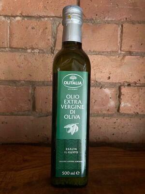 Extra Vergin Olive Oil Gourmet 500ml