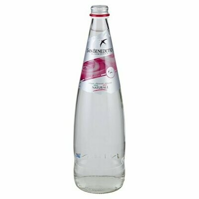 San Benedetto Still Water Glass Bottle 500ml