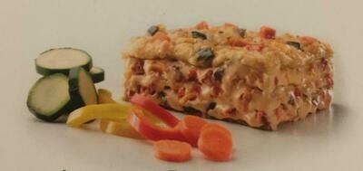 Lasagne Primavera (Vegetarian) T/A 400g