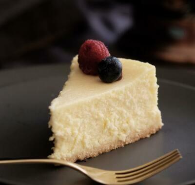 Slice of Ricotta Cheesecake, 120 g