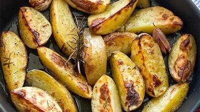 Patate al Forno - Oven Roasted Potatoes