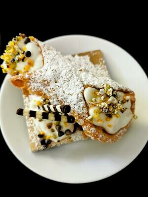 Cannolo all'Arancia 1pc