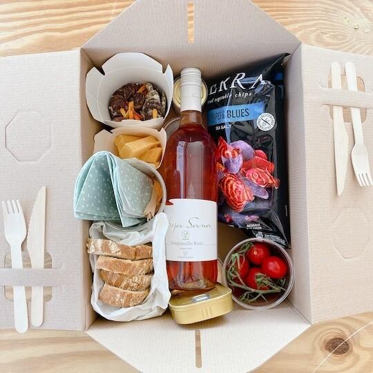Picknickers borrelbox