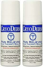 Cryoderm Cold Therapy