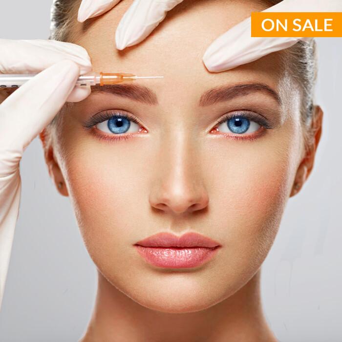Botox $10.50/unit