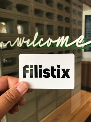 FILISTIX GIFT CARD